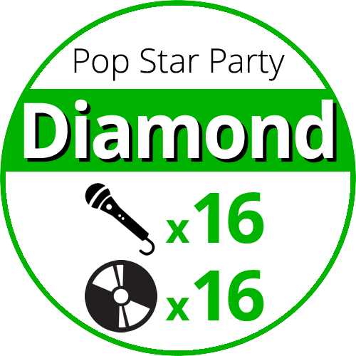 Pop Star Party Diamond price
