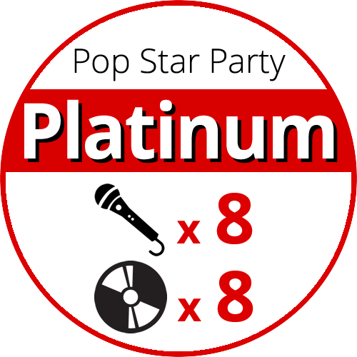 Pop Star Party Platinum price